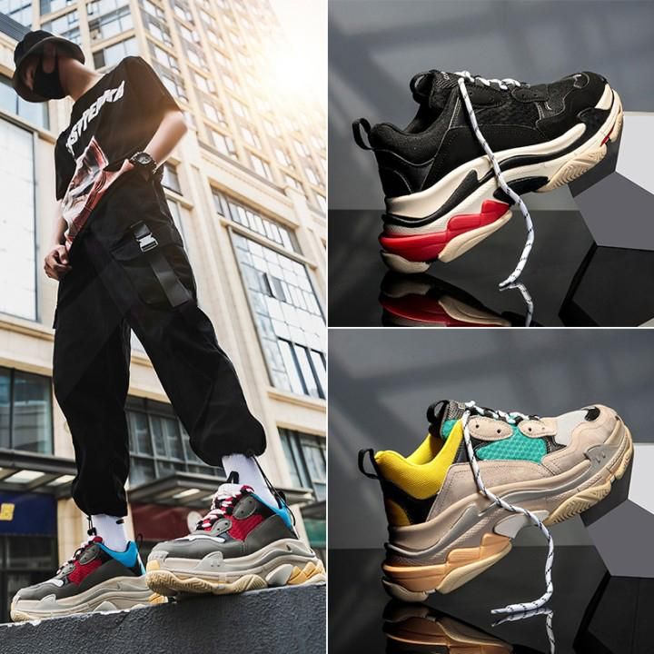 chaussures scarpe rubber zapatos sock zapatilla dad triple s baskets femmes hommes balenciaga balenciaca balanciaga track sneakers men women shoes