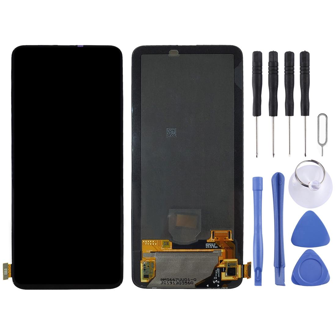 Écran LCD d'origine et numérisation Assemblée complète pour Xiaomi Redmi K30 PRO 5G / POCO F2 PRO