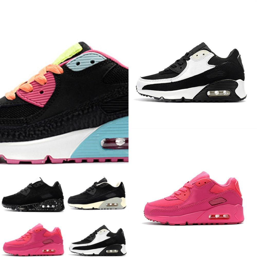 Hot Sneakers 2020 scarpa Bambini Presto Bambini Sports ortopedico Gioventù Bambini formatori infantile delle ragazze dei ragazzi scarpe 9 colori Dimensione 26-35 N2R1