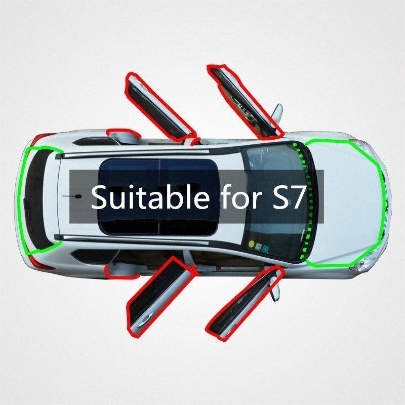 صالح للسرعة الوهمية S2 / 3 لتر / 5/6/7 الخاصة الفجوة سيلة لأغراض الغبار عزل الصوت فنغ شوي مع المطاط تعديل seali Ru0V #