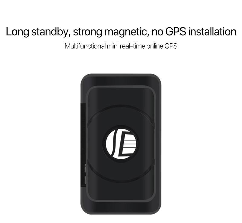 GPS Locator Tracker Mikro Konumlandırma Tracker Ultra Uzun Bekleme GPS Hareket Akıllı giyilebilir cihaz