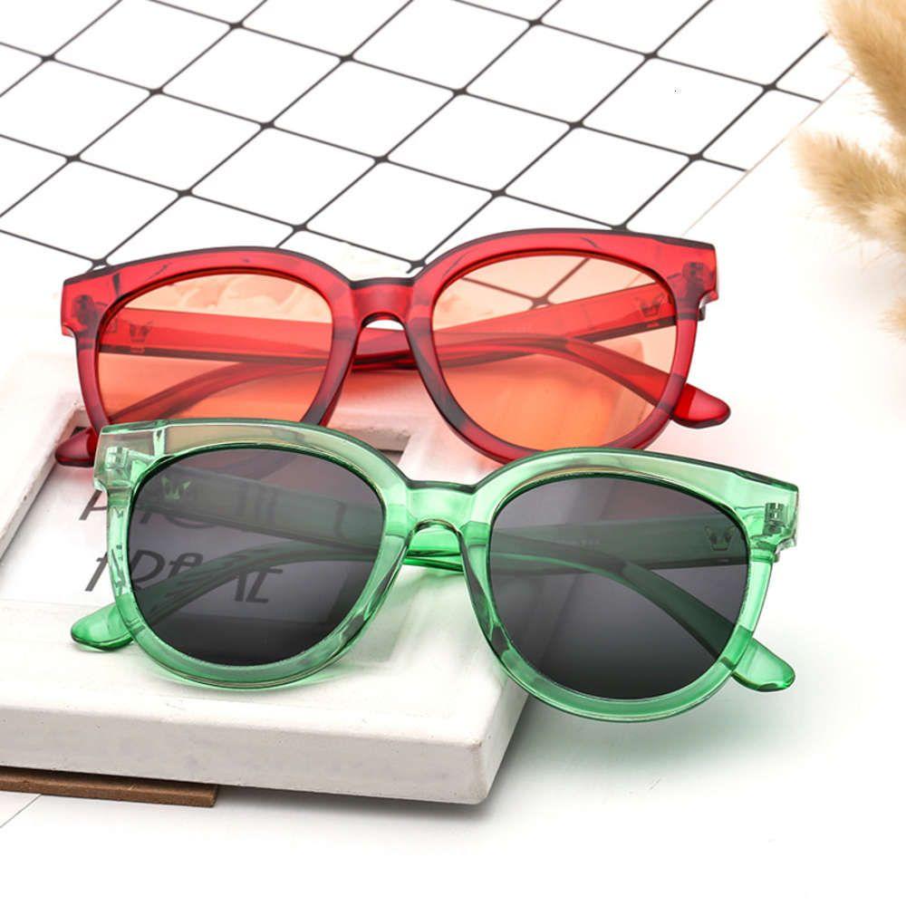 Nuovi occhiali da sole coreani femminili di moda GM Fashion 2020 Men's V Brand Qi Wei Li Yifeng Stessi occhiali