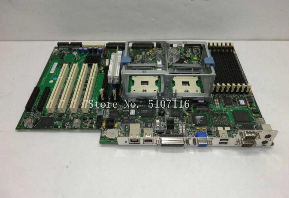 desktop Server motherboard for ML370 G4 408300-001 will test before shipping