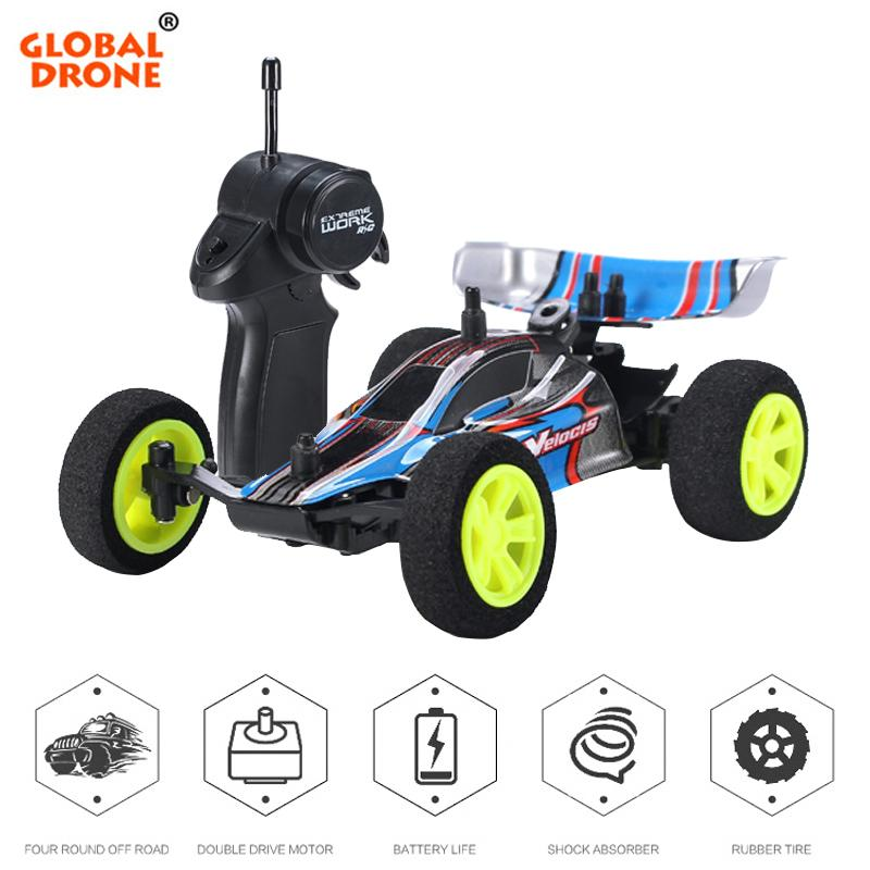 Fernbedienung Spielzeug für Jungen RC Auto Auto Mini Coche RC Cars 2.4g 1/32 Schnelles Fahrzeug Off Road Radio Kontrolliert Autos Buggy Crawler