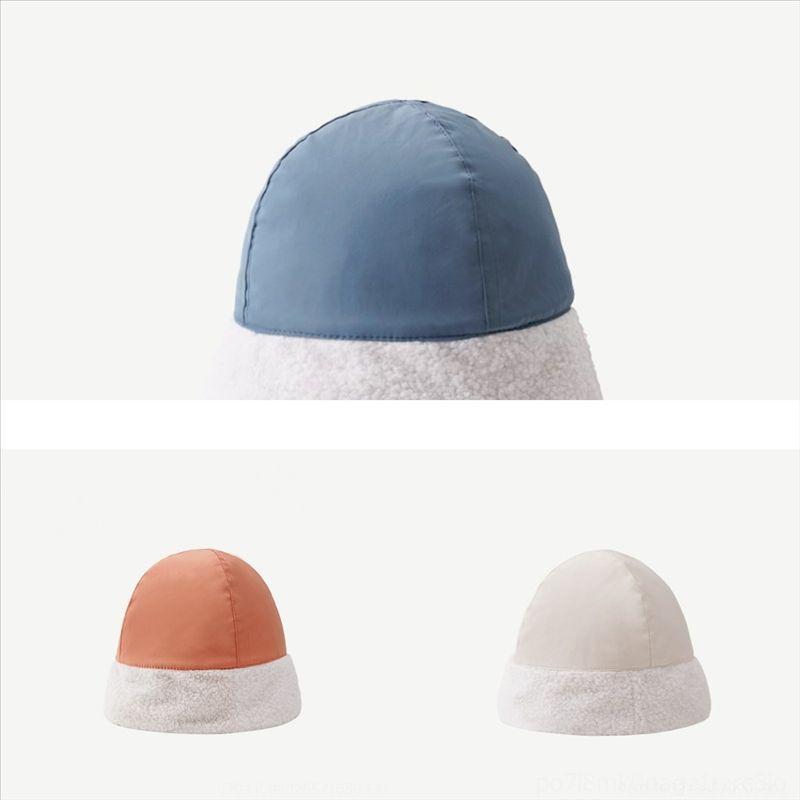 Yfje Unisexe Designer Pêcheur pliable godet pliable coton femmes hommes haute qualité écran solaire de la peau de pêche chapeau de chapeau décontracté