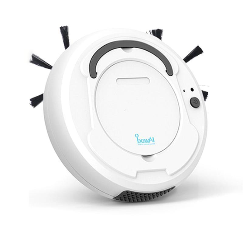 01 de carga automática Barrido Robot Mini máquina de limpieza para la casa inteligente Lazy Aspirador portátil