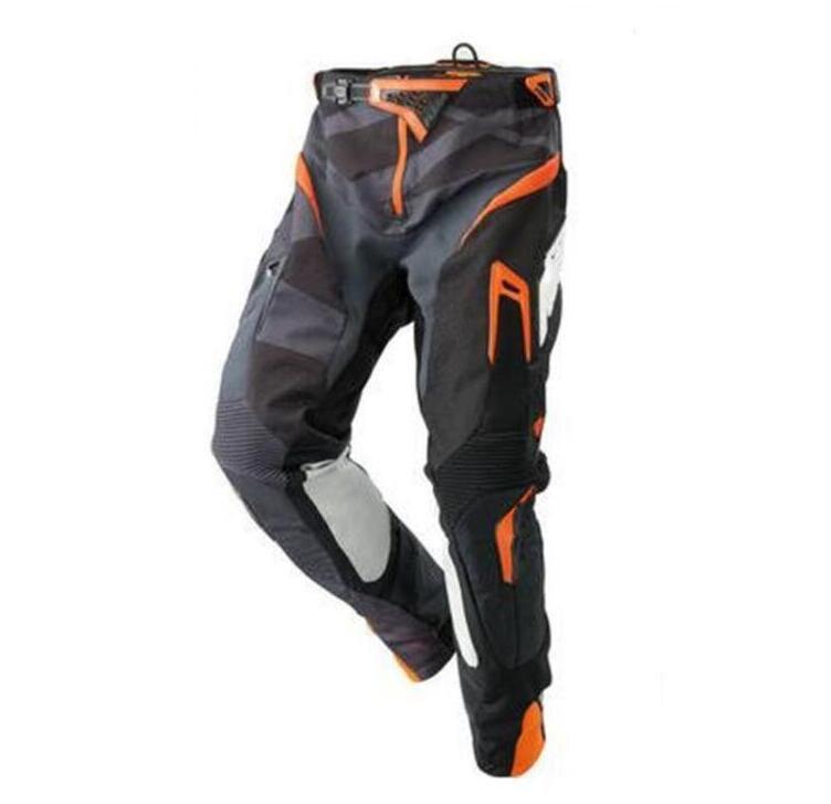 Sıcak satış motokros yarış pantolon dağ orman yolu yokuş aşağı spor pantolon binicilik önleyici ralli pantolon