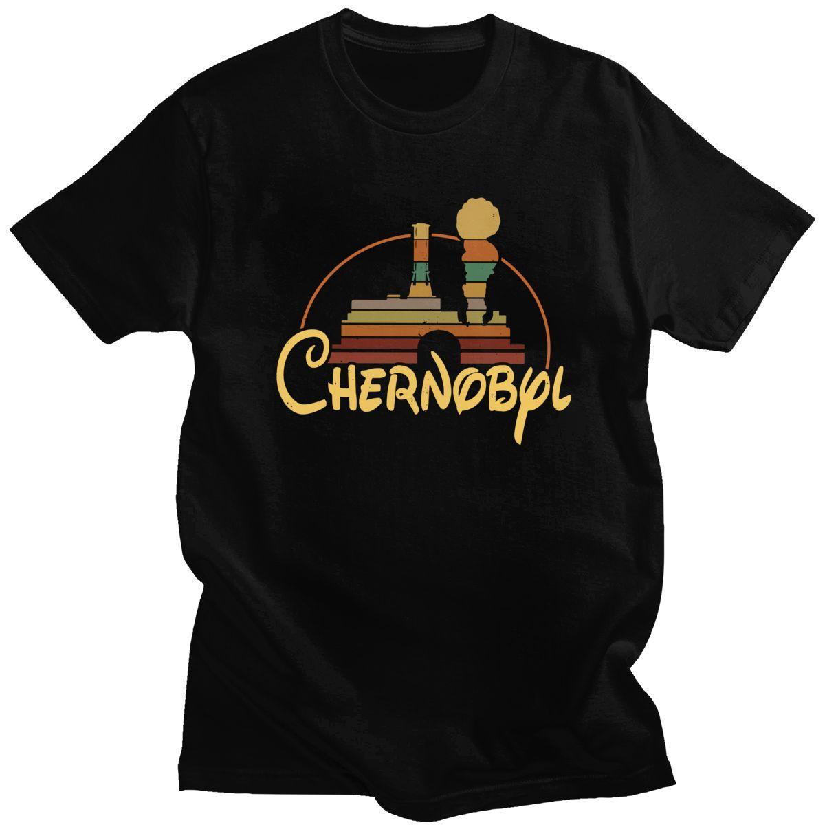 спорт Смешной Чернобыль Tshirt 3,6 Рентген Не Великий Не Terrible Nuclear Tshirt Soft New Classic Harajuku Streetwear Tee Shirt Merch