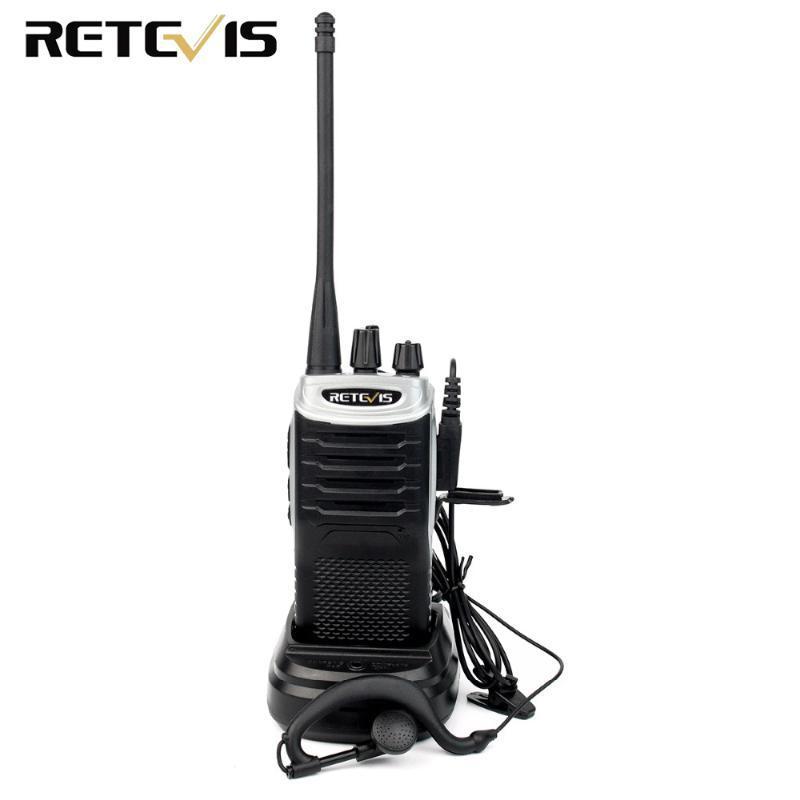 1шт Walkie Talkie Retevis RT7 5W UHF 400-470MHz FM Radio Scan Ham Radio Hf трансиверов Handy