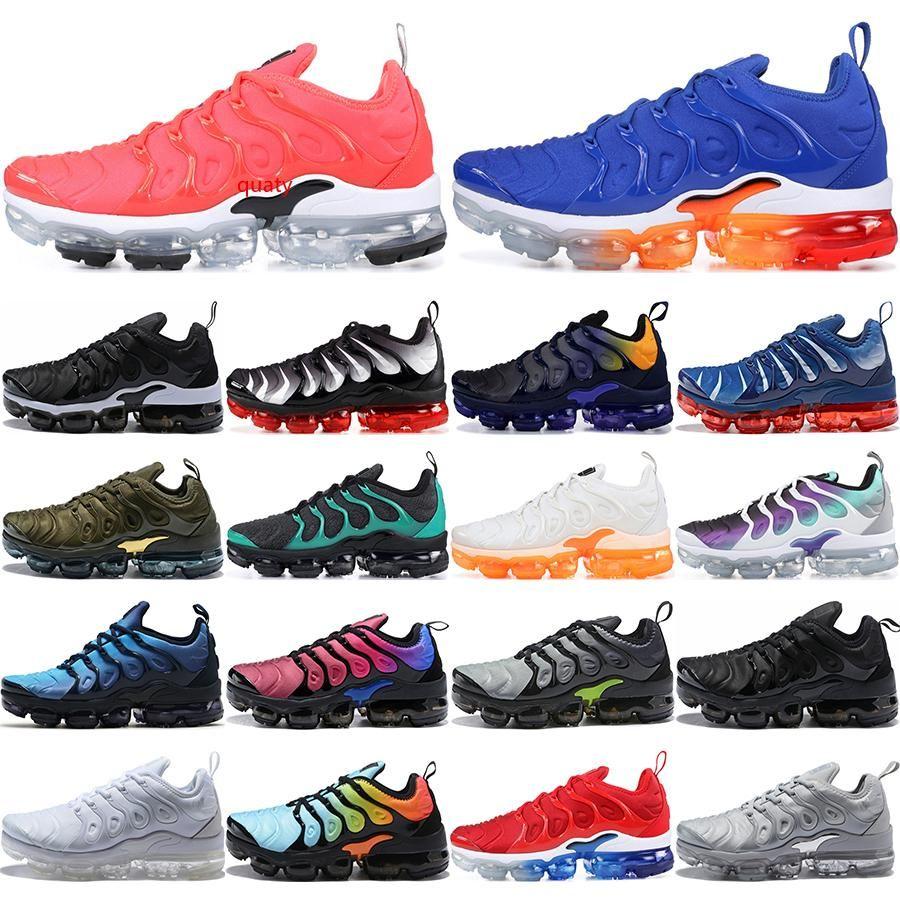 Top TN plus Royal Game orange Etats-Unis Jeu royal Lumineux Crimson Raisin Volt Hyper Violet Entraîneur Sport Sneaker Hommes Femmes Designer Running Shoe