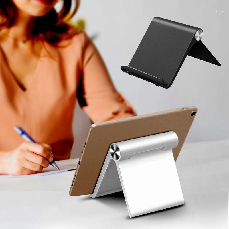 Ankndo Cellhone Mount Sket Soporte de teléfono de pie ángulo ajustable tableta tableta escritorio teléfono móvil TV stand para 1