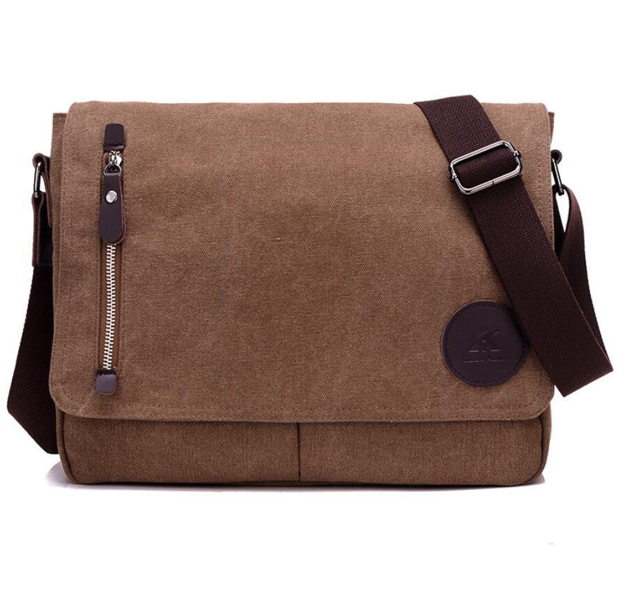 HBP Pu Leather Bags Cross body Messenger Office Bag for Men Document Briefcase Travel