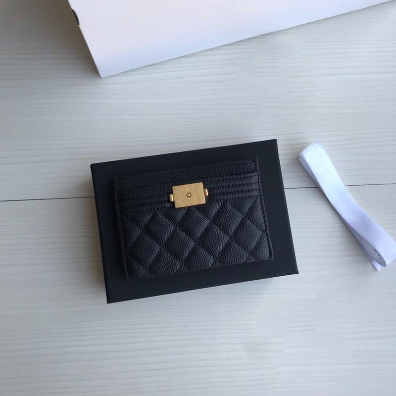 Titular Billetera Para mujer Diseñadores de mujeres con cuero de cuero Genuinel Box Lnece Purse Luxurys Calidad 119 Tarjeta de crédito Mejor Cartera Mens CEFFW
