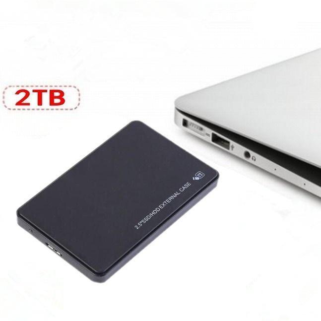 "HDD esterno Disk 1TB / 2TB USB 3.0 2.5"" 2TB Portable External Hard Disk Drive per Desktop Laptop"