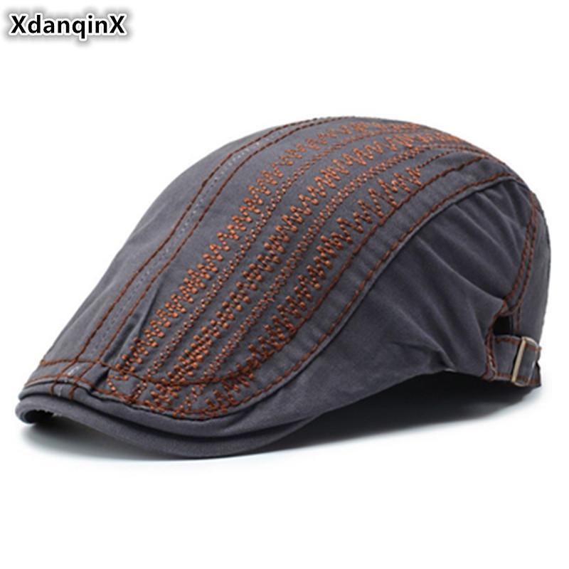 Tongue Caps Личность Мода XdanqinX SNAPBACK Cap новый мужской хлопок береты Unisex регулируемый Размер головки Hip Hop Hat для женщин