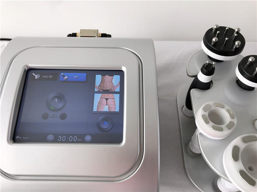 Heißer Verkauf HF-Vakuum-Photon Gesichtspflege Anti-Aging-Körper-Konturausrüstung für das Formieren Abnehmenfett entfernen