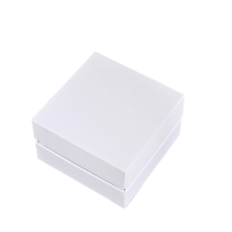 Beyaz Mücevher Kutusu Kağıt Bilezik İzle Takı İlk Ambalaj Kutusu Toptan