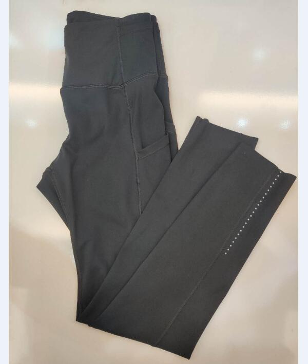 Grreric Cep Yoga Pantolon Yüksek Bel Yoga Pantolon Kadın Karın Kontrolü Kadınlar için Cebi ile Tayt