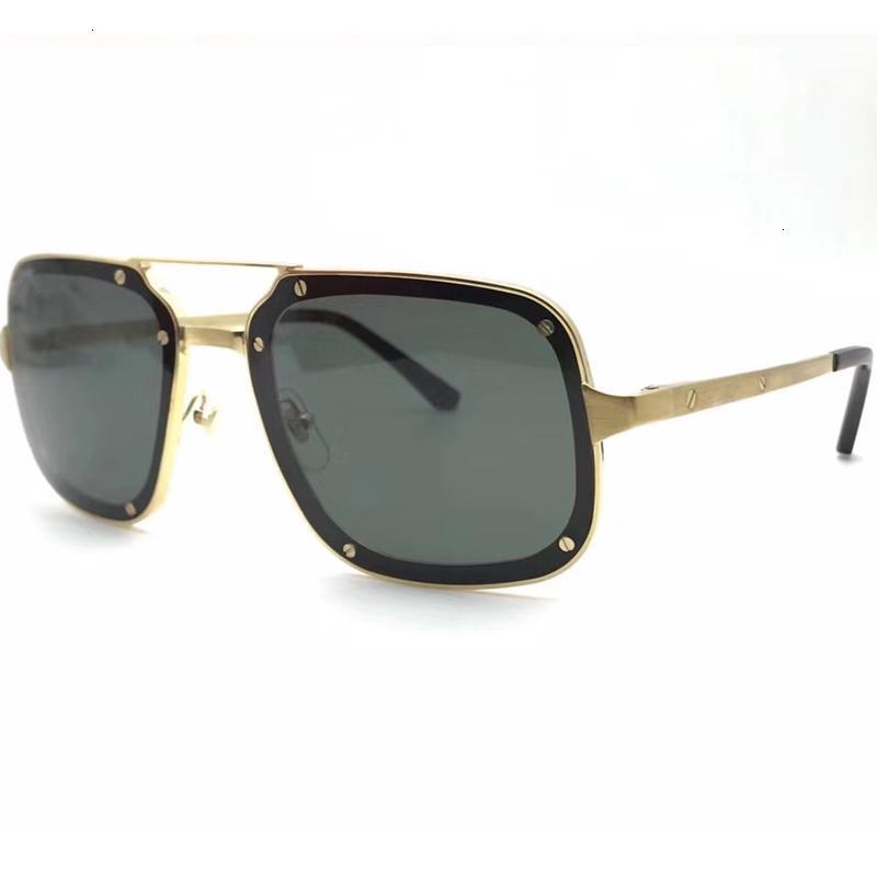 Designer barato óculos venda 2020 para hombre, titanio lujo, Carter Vintage, Sol cuadradas Retro, Óculos de