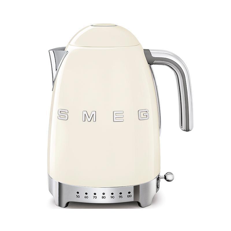 Smeg Klf04 пятно ретро контроля температуры Электрический чайник 4-го поколения изоляции Гарантия на один год электрочайником