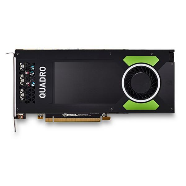 Leadtek NVIDIA Quadro P4000 8GB Professionelle Grafikdesign Workstation-Grafikkarte Drei-Jahres-Warrant