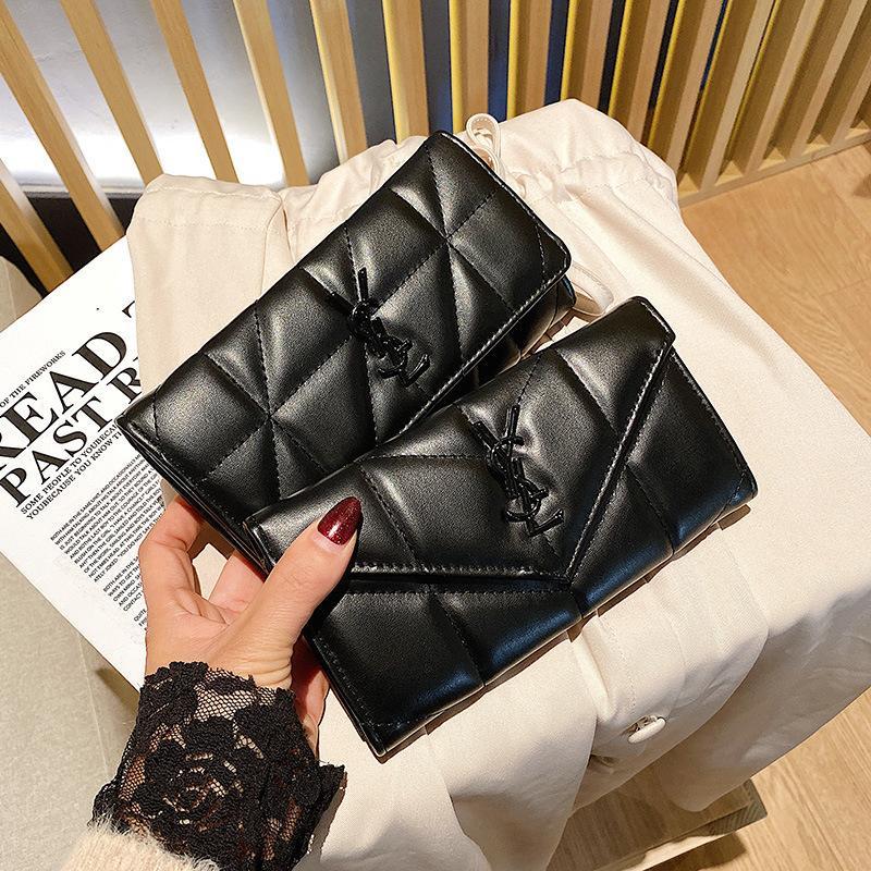 Portefeuille long style pour femme nouvelle mode grande capacité Multi-fonction style Portefeuille Main sac à main pour femmes C1223