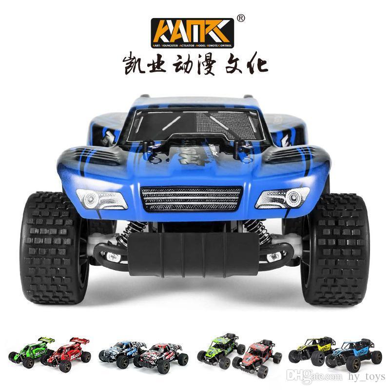 15km / h Control Remoto Coche Alta velocidad Drift Cross Couth Car Cumpleaños Control de juguete para niños Escalada RC Buen regalo Toy Toy Remote LTXUO