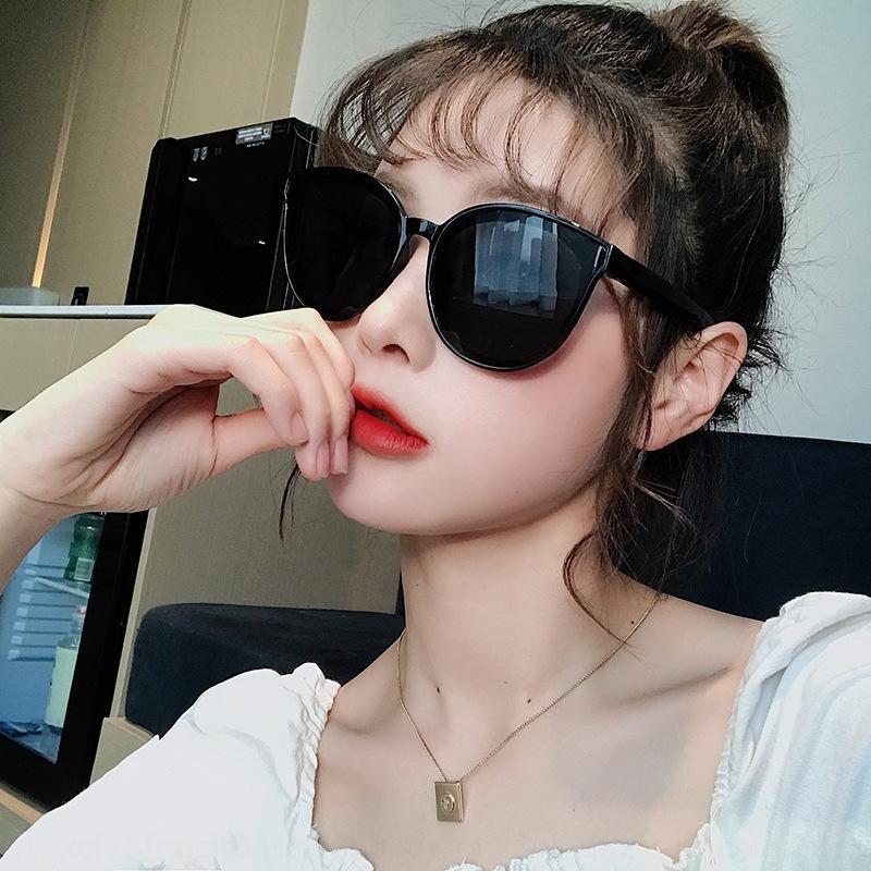 ClwH Korea Trend Woman Set Sunglasses 2017 New Mirror Purpose