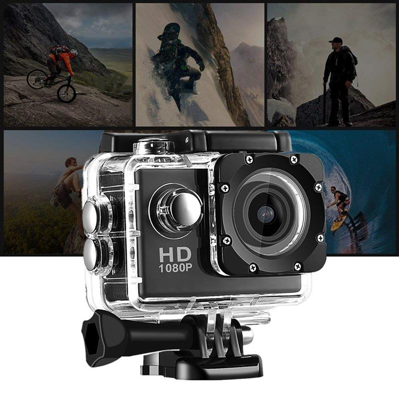 Hot Selling SJ4000 Sport Camera 2 inches Screen 1080P Full HD Action Camera Good Quality 30M Waterproof Camcorders Sport DV