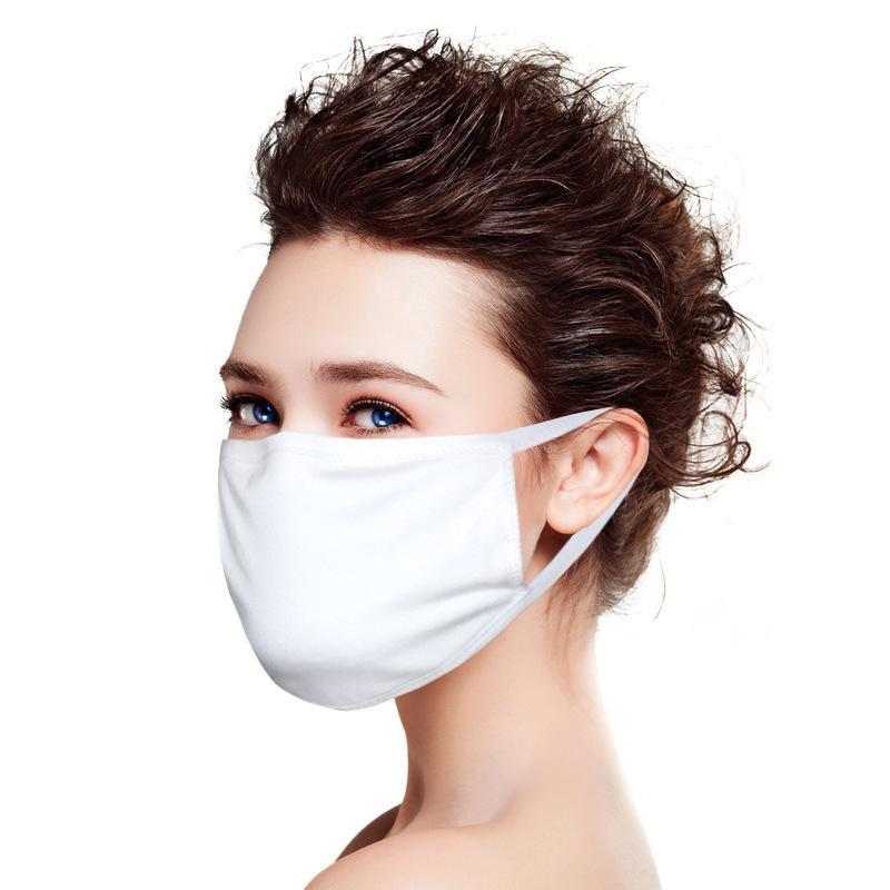 Yüz Maskesi Yetişkin Toz Geçirmez İki Katmanlı Pamuk Maskeleri Çocuklar Nefes Güneş Kremi Ve Toz Geçirmez Maske Sıcak ve Rüzgar Geçirmez Yıkanabilir Yüz Maskesi Tutun