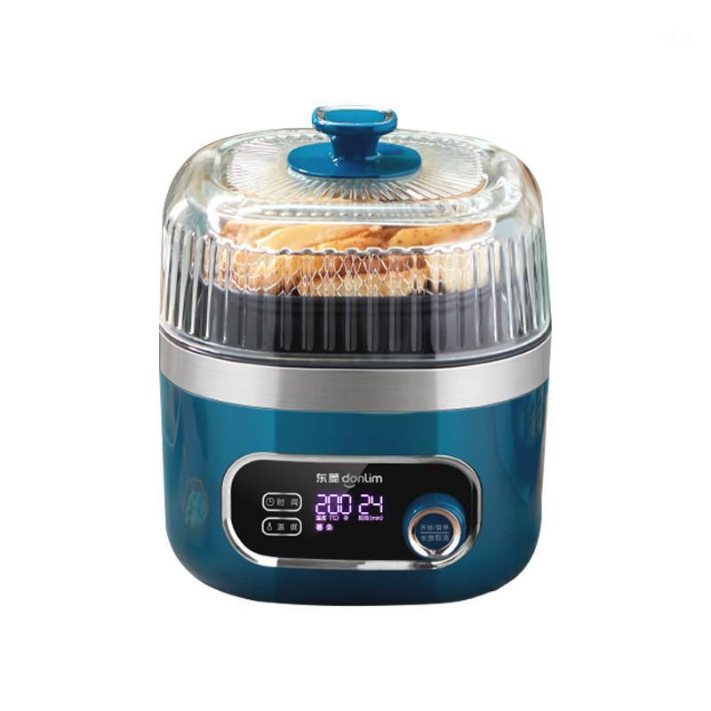 Air fryer Household multifunctional large capacity new intelligent oil-free electric fryer Automatic French Fries Machine1