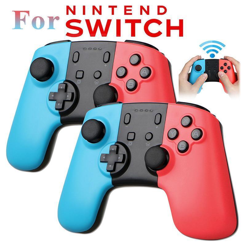 HobbyLane Bluetooth sem fio pro controlador Joypad Gamepad remoto para o interruptor PC-360 Modelo Game Console d20