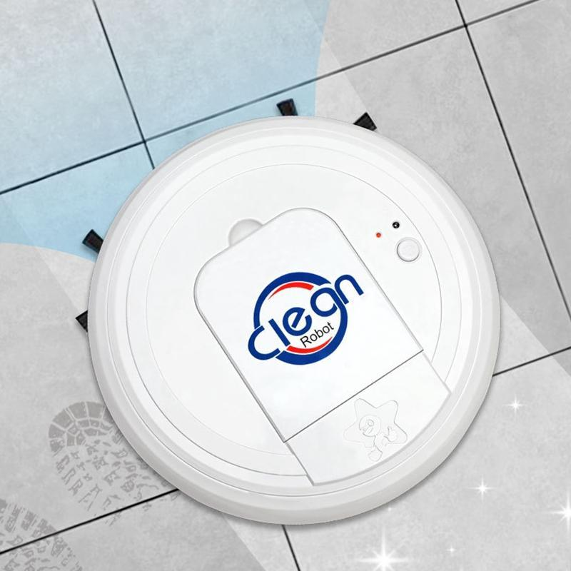 USB Automatic Vacuum Cleaner Robô carregamento de vácuo sem fio ing Cordless Robot Tapete Robots Mop