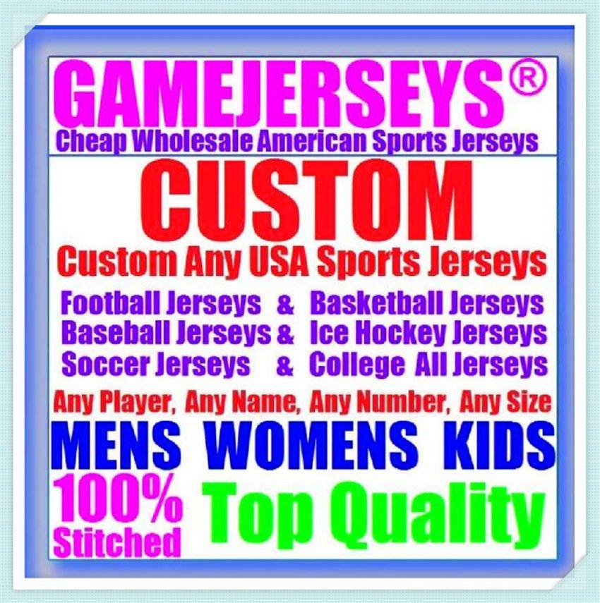 Custom Baseball Hockey Hockey Basketball Mens Femmes Jeunes Jersey Jerseys Sports Nouveau Style 2021 Soccer Jersey gratuit 4XL 5XL 6XL