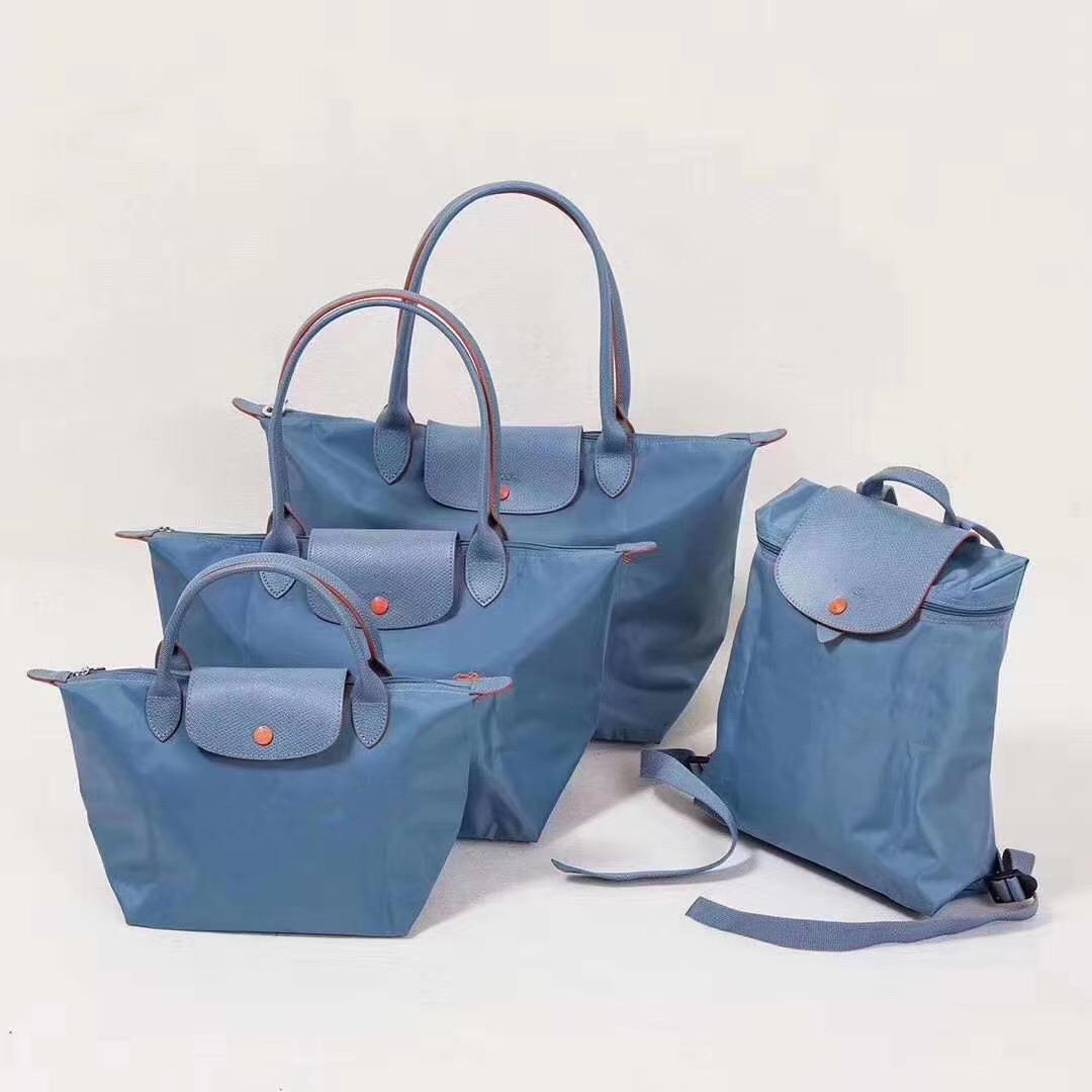 Юбилейные сумки сумочка 70-я водонепроницаемые вареники Феминированные бренды Франция знаменитая кожаная подлинная повседневная 2020 Tote сумки женщин Bolsas xtusb