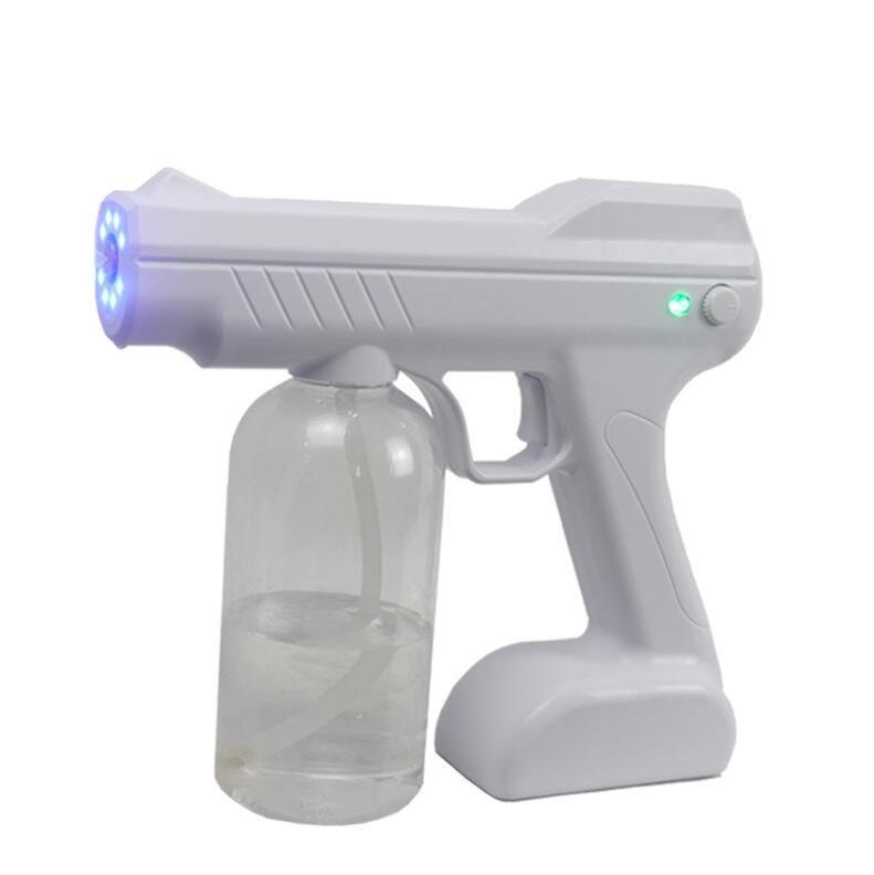 Handheld Wireless Nano Steam Atomizer Gun Atomization Disinfection Fog 800ml Hair Spray Machine Household Cleaning Tools CCA12595 12pcs