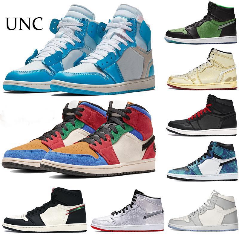 Avec encadré 2020 hommes et chaussures de basketball pour femmes Sneakers 1S Shadow Banned Top 3 Bred Toe Backboard brisé pour hommes chaussures de sport US7-12