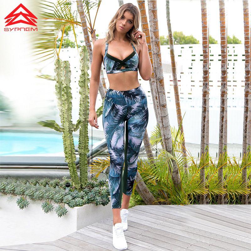 Kadınlar Seksi Set Spor Kadın Yoga Setleri Sutyen Tenis Koşu Sıkı Koşu Egzersiz Tayt Spor, TWB010