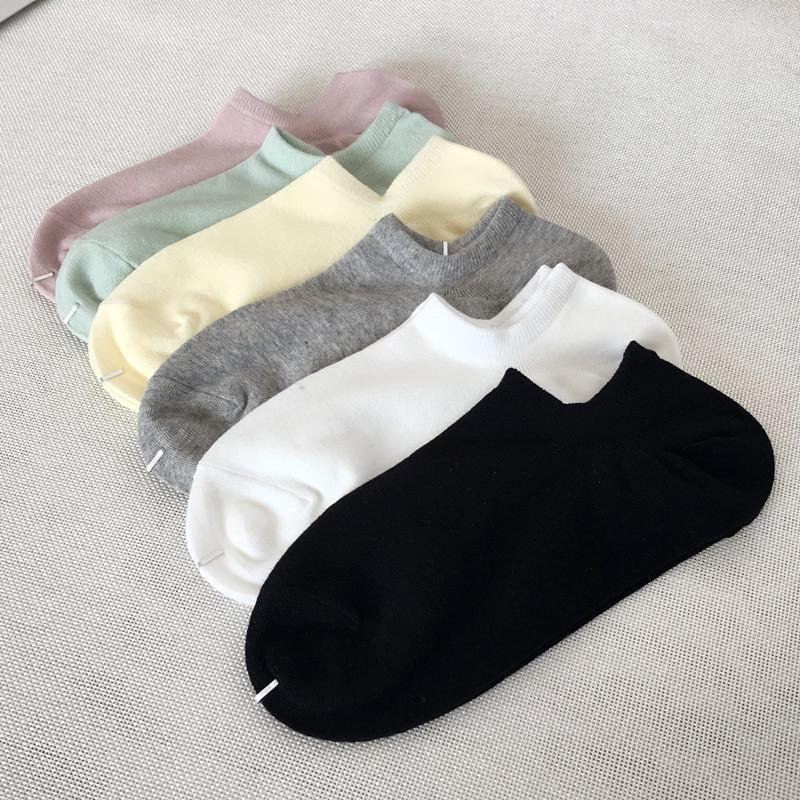 2020 Mens Verão Esporte Sock Homens Mulheres Alta Qualidade Boat Cotton Sock homens Men Underwear Tamanho frete grátis
