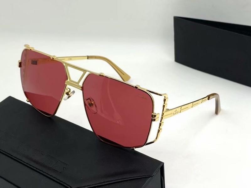 2021 Мужчины Солнцезащитные очки Высокое Качество Модные Солнцезащитные очки Роскошные Дизайнер Мужчины Солнцезащитные Очки Сплав Full Frame Classic Trend Анти-Ультрафиолетовая Линза A11