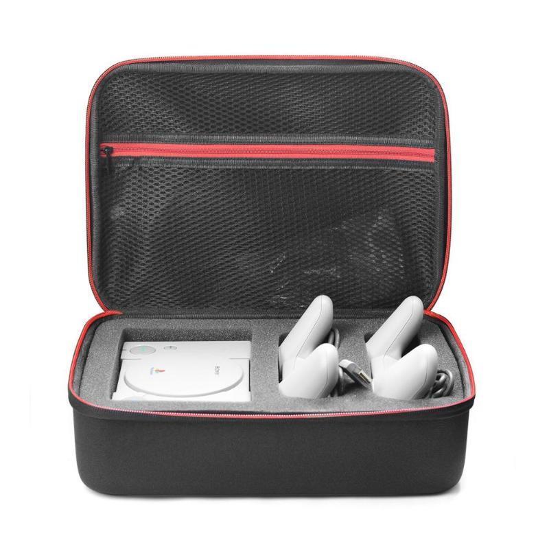 EVA Waterproof Storage Cloth Console Bag Oxford For Classic PS Sony Mini Handle Box Qgole