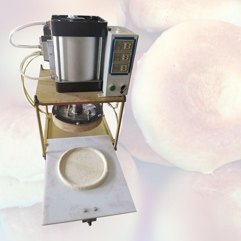 Electric Tortilla Pressemaschine Tortilla Machine Commercial Pizza Teigpressmaschine Pizzateig-Rollenblatt