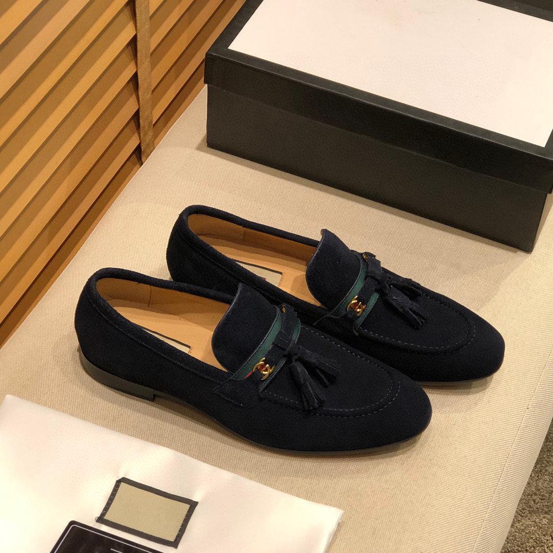 2019 New Fashion Robe d'affaires Hommes Chaussures Classique cuir Costumes Hommes Chaussures de mode Chaussures à lacets formelles pour hommes Oxfords