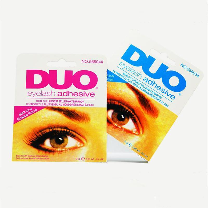 DUO Eyelash Glue 9g 32oz Makeup Adhesive Waterproof False ...