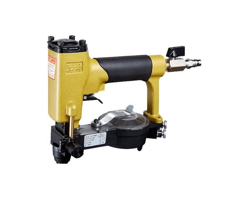 공압 도구 핀 스테이플러 자동 수유 공기 네일러 총 만들기 소파 / 가구 ZN-12