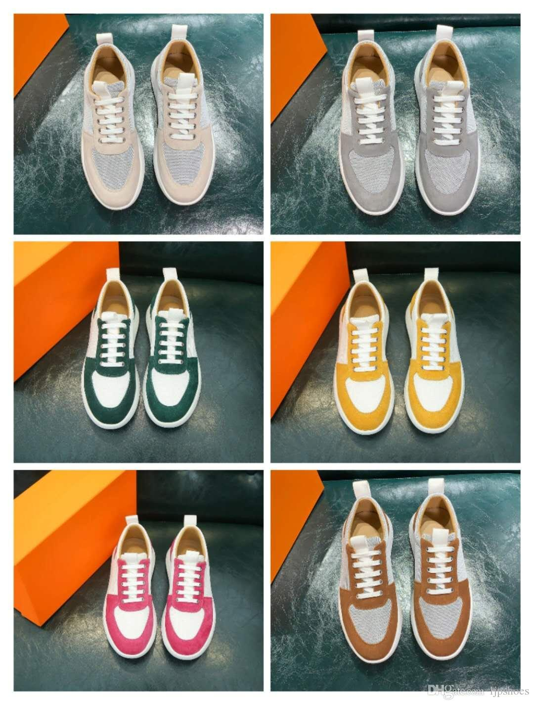 2021 Nuova scarpe casual da uomo di lusso a caldo scarpe da uomo ad alta tecnologia tela traspirante forma perfetta forma moda uomo da uomo casual scarpe sportive