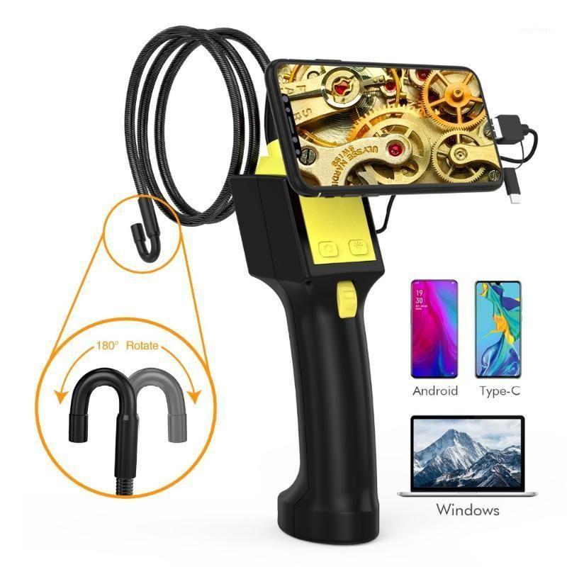 Rotazione a 360 gradi 3in1 USB per Android OTG Endoscopio 720p Abbigliamento a due vie Articoli in mano Endoscopio Endoscopio BoresCope Camera1
