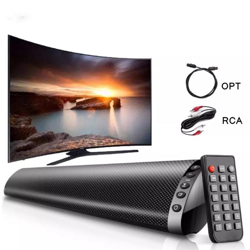 TV soundbar home theatre system Wireless Bluetooth Stereo Subwoofer sound home system Soundbar for tv PC Table Computer Speaker