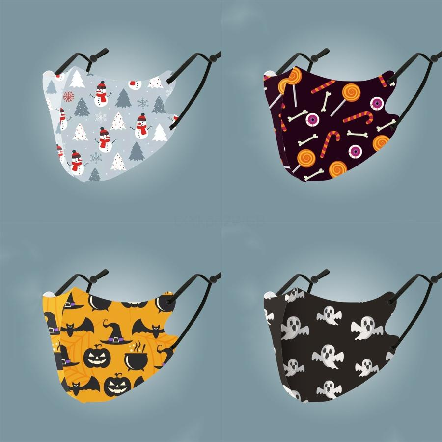 Маски Мужчины WomenAir Загрязнение Рот маска для лица Зима против пыли Carbon Insert Designer Printed WashedMasks # 954