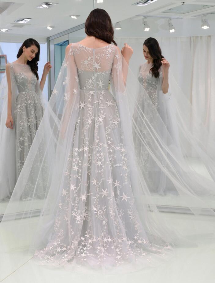 Vestido de novia vestido de noche sexy fiesta